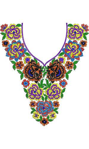 Djellaba Clothing | Fashion Embroidery Design