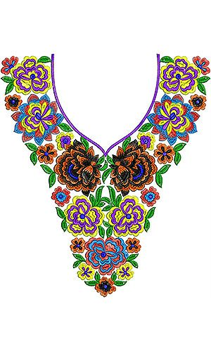 Djellaba Clothing   Fashion Embroidery Design