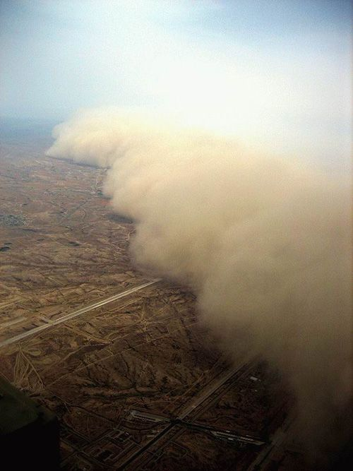 They are known by many names: Haboob, Simum, Black Blizzards. A solid wall of dust almost a mile high, moving whole sand dunes and bringing Biblical darkness to the huge areas of the world. Scorching hot winds (up to 40 degrees Celsius) blowing the sand around with hurricane speeds…