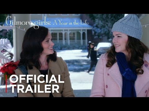 "The First ""Gilmore Girls"" Trailer Is Here And Luke And Lorelai Are Together"