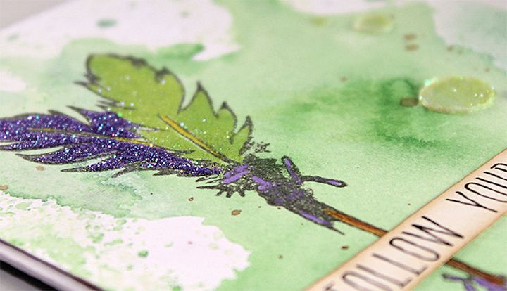 By Jowilna Nolte On Point Glue is the best adhesive I have used in a long time. It is perfect for adhering small elements and creating beautiful techniques on your projects. In today's post, …