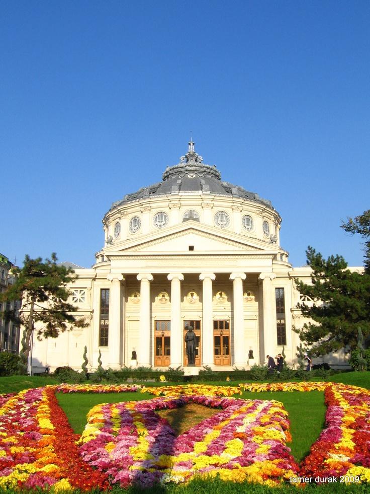 ATENEUL ROMAN-Bucuresti
