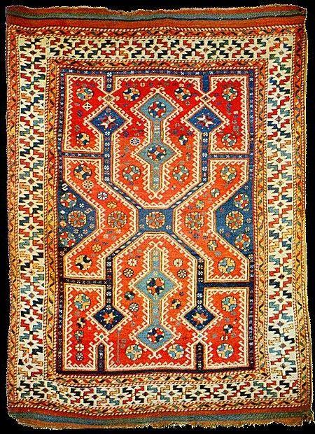 Turkish Bergama rug