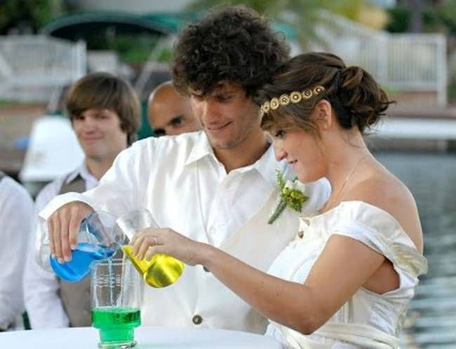 Creative Wedding Ceremony Rituals and Traditions