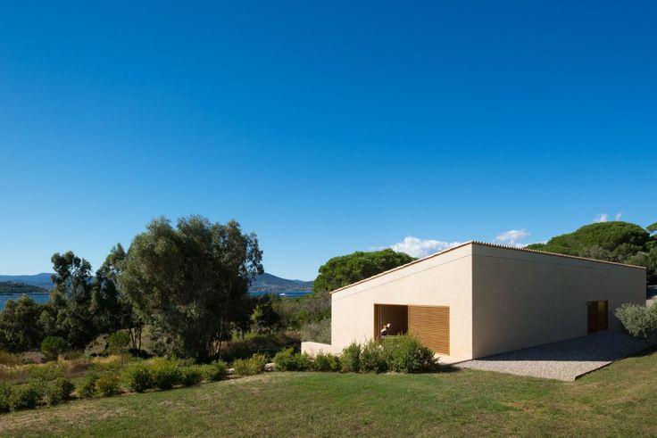 John Pawson . Detached Houses . St Tropez  (5)