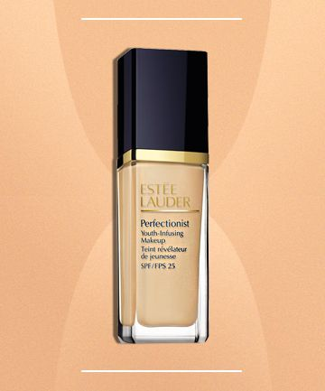 Fill in wrinkles, airbrush age spots and give dehydrated skin a dewy finish with these amazing, decade-erasing foundations