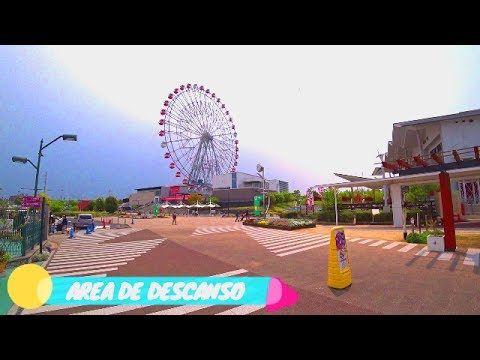 CONHEÇA UMA AREA DE DESCANSO DE BEIRA DE ESTRADA!!! - Japão Cultura