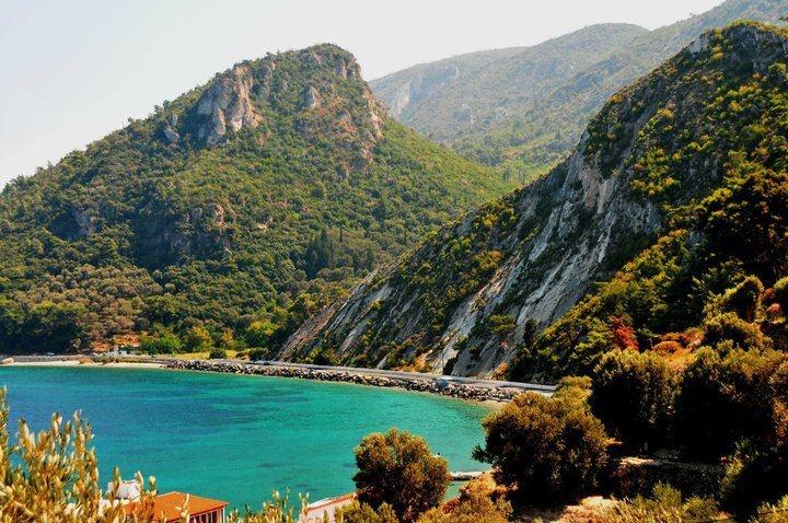 Avlakia Samos, Greece