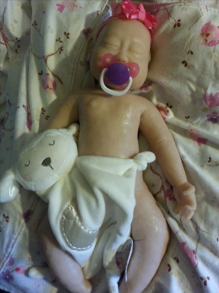 "15"" full silicone doll kit"