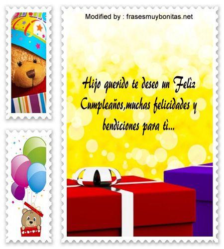 descargar frases bonitas de cumpleaños para mi hijo,descargar dedicatorias de cumpleaños para mi hijo: http://www.frasesmuybonitas.net/enviar-mensajes-de-cumpleanos/