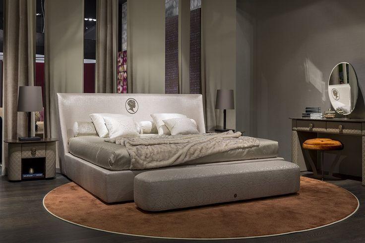 Vivien #Bed.  #controlucehome