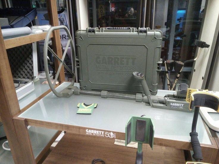 Οι άμεσες διαθεσιμότητες σε όλα τα μηχανήματα είναι αυτό που μας κάνει να ξεχωρίζουμε. Το ATX Deepseeker της Garrett είναι ένα απο αυτά που θα βρείτε εδώ. Παλμικός ανιχνευτής Αμερικής! www.metal-detectors.gr Τηλ: 2381023237, Κιν: 6941550822