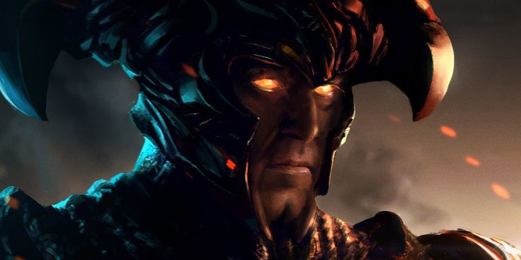 Best Look at Justice League Movie Villain: Armored Steppenwolf Revealed