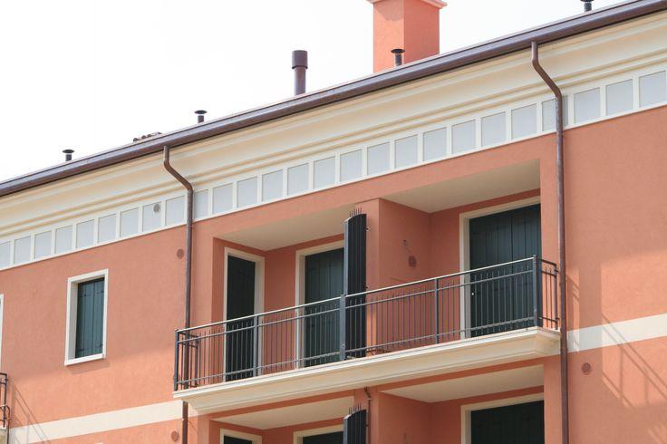 Cornici delle finestre su pinterest una selezione delle - Coibentazione davanzali finestre ...