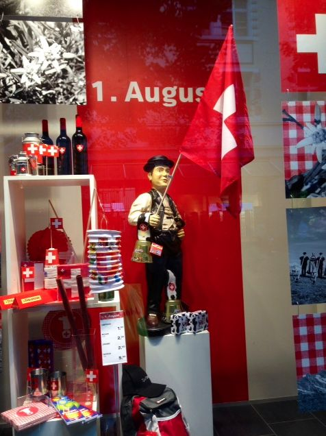 Swiss National Holiday August 1st