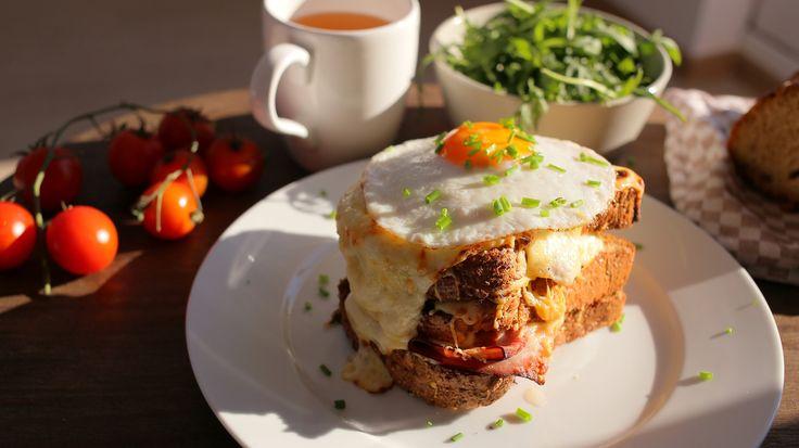 1000+ images about Saláta, szendvics - Salad, sandwich on Pinterest ...