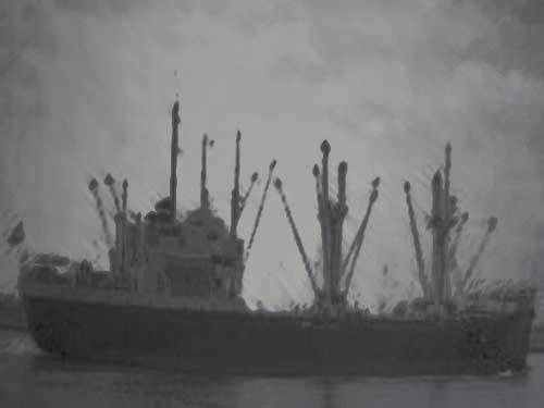 """SS Ourang Medan In February, 1948, distress calls were picked up by numerous ships near Indonesia, from the Dutch freighter SS Ourang Medan. The chilling message was, """"All officers including captain are dead lying in chartroom and bridge. Possibly whole crew dead."""" This message was followed by indecipherable Morse code then one final grisly message… """"I die."""" When the first rescue vessel arrived on the scene a few hours later, they tried to hail the Ourang Medan"""