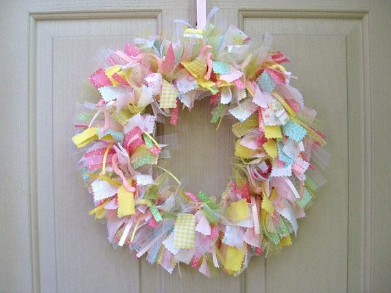 Hey, I found this really awesome Etsy listing at https://www.etsy.com/listing/188396803/newborn-baby-girl-wreath-baby-girls-room