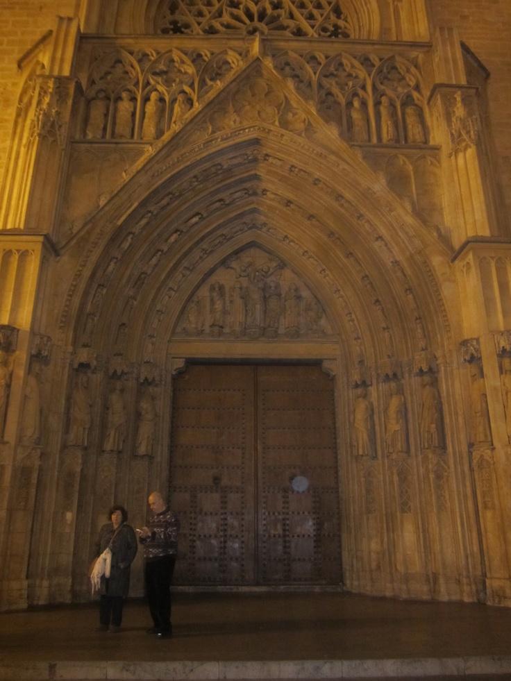 open the door for Valencia