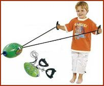 Trekbal / Zoom zoom ball, I loved this so much that I later bought this for my kids too...