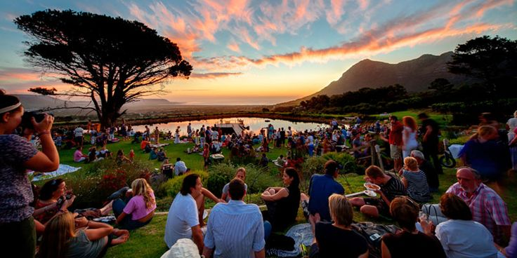 Join the locals at Cape Point Vineyards' famous Noordhoek Community Market on Sunday afternoons between 12:00 and 15:00