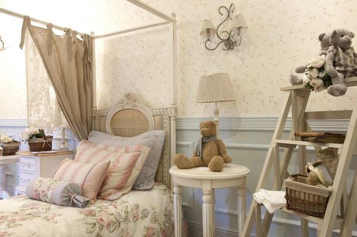 quarto da menina 43 m² estilo provençal francês 29aeb470daa47