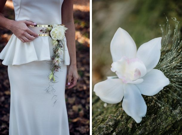 Frozen Fairytale Styled Shoot from the New Wedding Inspirations Magazine | SouthBound Bride