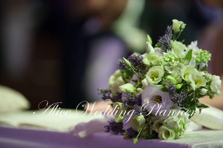 Wedding bouquet Asolo #asolo #bouquet  www.aliceweddingplanner.com