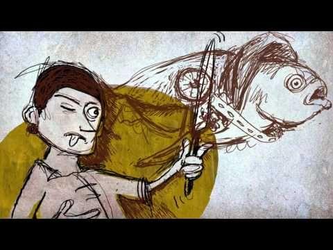 Schetsboek van Jeroen Bosch, animatie - YouTube