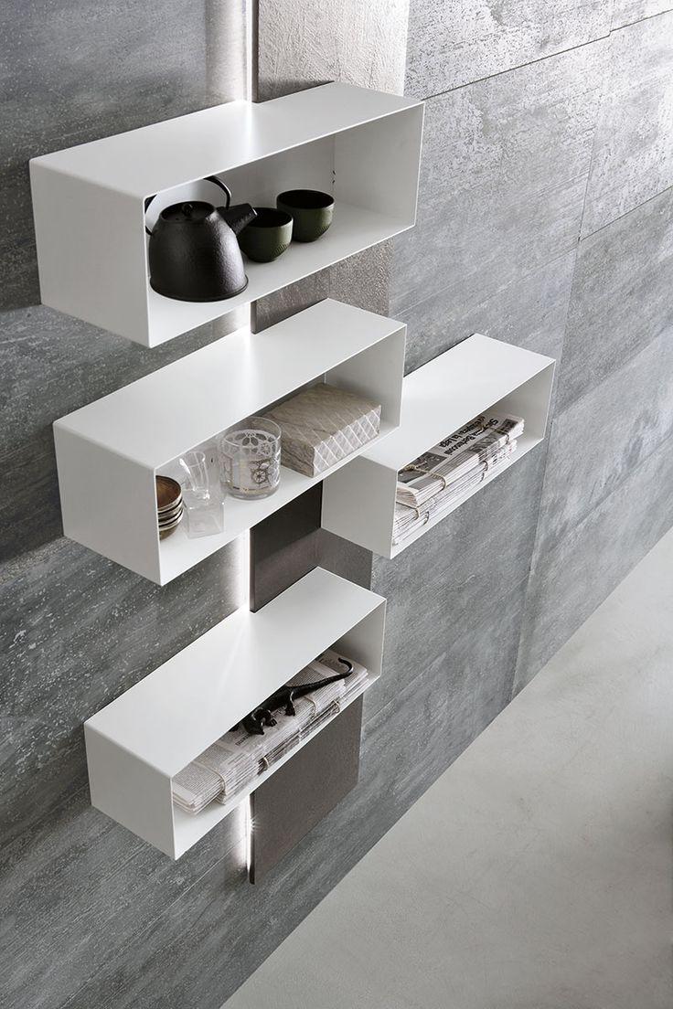 Pannello Inside: da appendere alle pareti per ricavare dello spazio espositivo in più con un design d'effetto | gruppotomasella.it