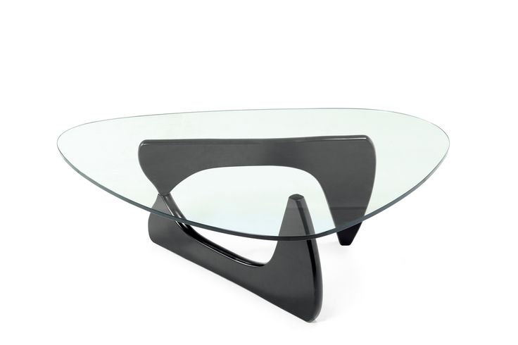 Replica Noguchi Coffee Table – 19mm Glass