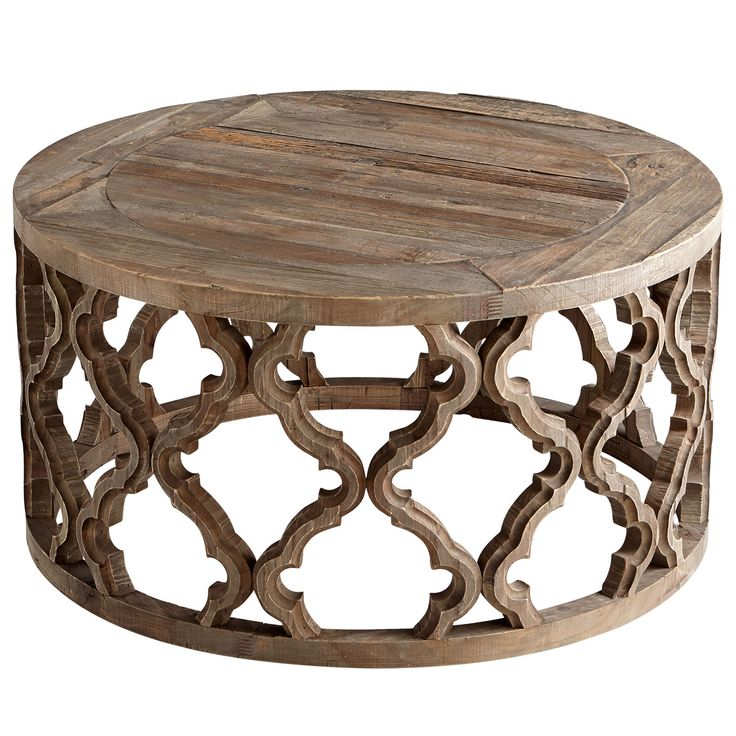 Rustic Round Wooden Coffee Table: Best 25+ Round Coffee Tables Ideas On Pinterest