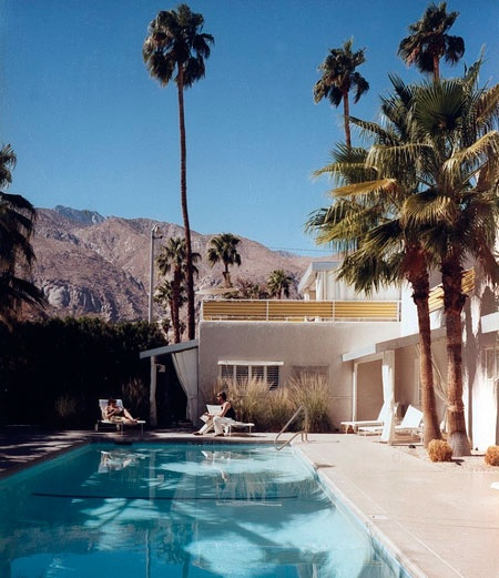 The Movie Colony Hotel, Palm Springs CA USA