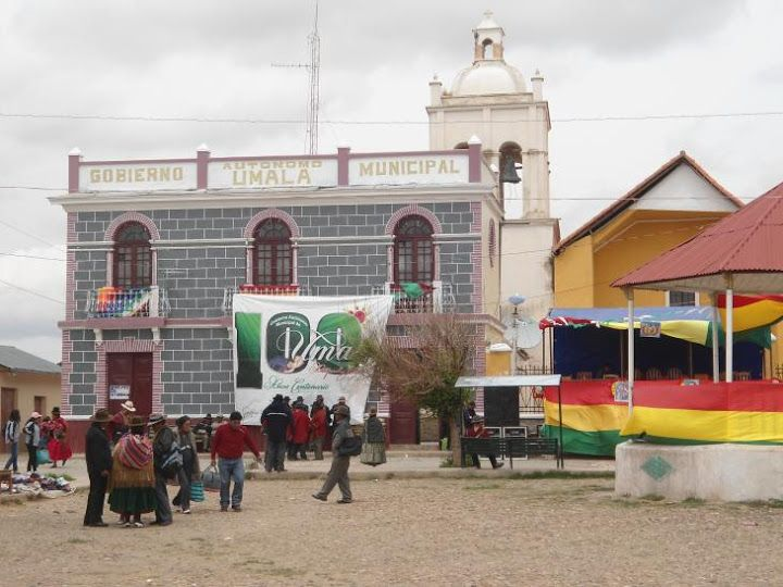 Umala: municipio del departamento de La Paz - Bolivia informa
