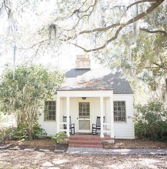 Breezy Lowcountry Home: Cottage Charm At Bray's Island Plantation.