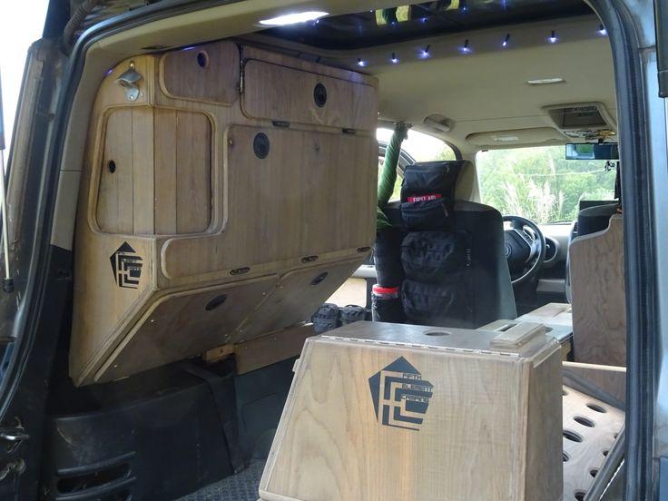 Storage Cabinet Amp Desktop Honda Element And Honda