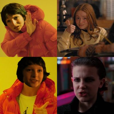 Stranger Things season 2 meme posted by dioscurio on Tumblr