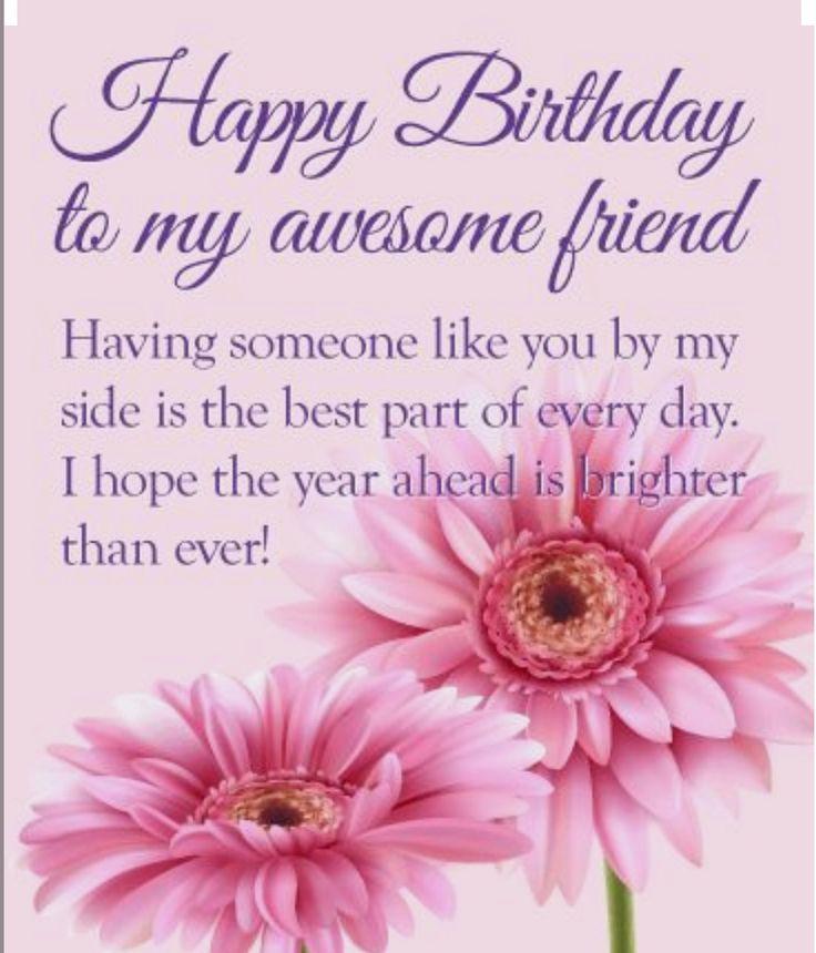 Happy Birthday to all my friends