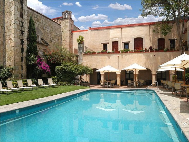 Book Your Stay At Quinta Real Oaxaca The Ideal Choice For Centro