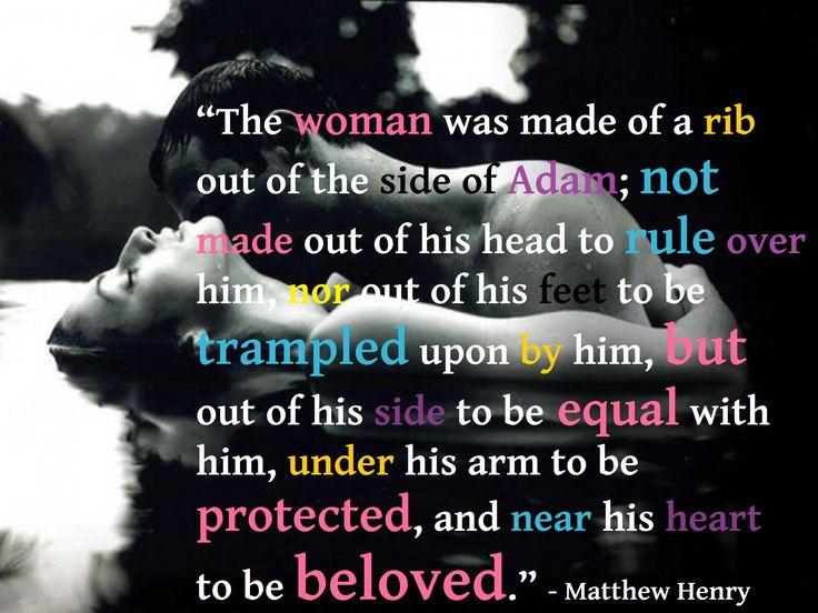 Matthew Henry Quotes Women. QuotesGram