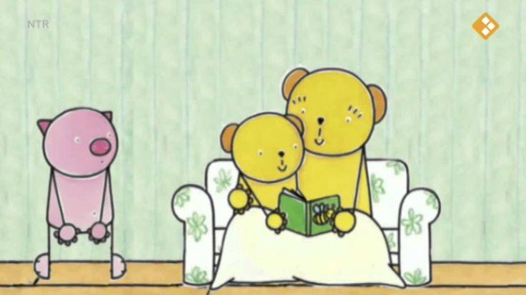 Big wil een boekje lezen, digitaal prentenboek voor kleuters