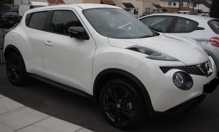 Storm White Juke Tekna Exterior+ - Nissan Juke Owners Club, UK's no1 Group