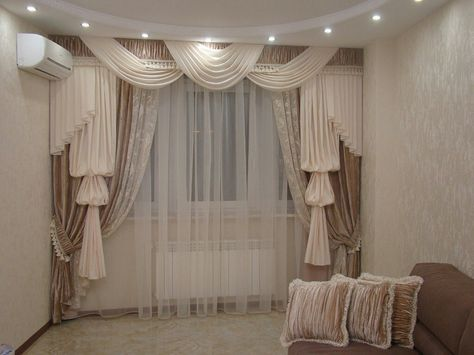 1101 best ШТОРЫ images on Pinterest | Blinds, Curtain designs and
