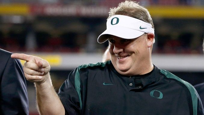 Chip Kelly: Top 6 College Football Coaching Jobs He Could Take