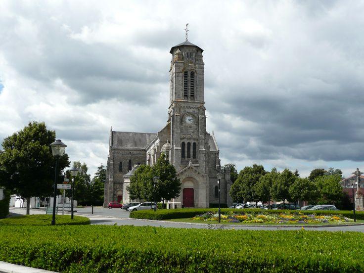 Les Lucs-sur-Boulogne à Les Lucs-sur-Boulogne