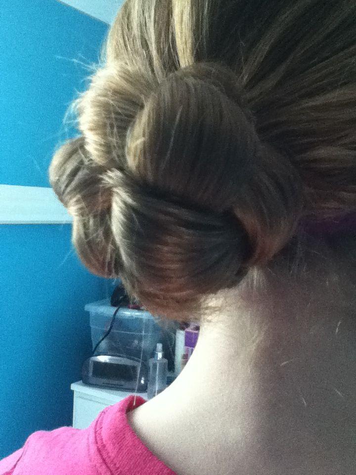 Best Divergent Bun Ideas On Pinterest Braided Chignon Easy - Bun hairstyle games