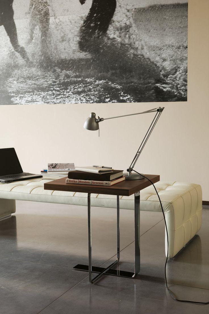Place 02 Aux. Desk, Transitional Home Office Design at Cassoni.com
