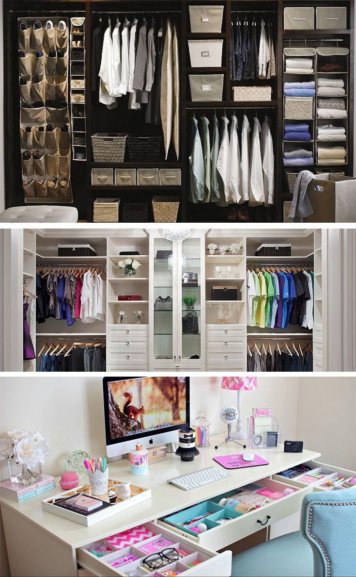 Top 9 Small Bedroom Storage Ideas Storage Solutions Closet