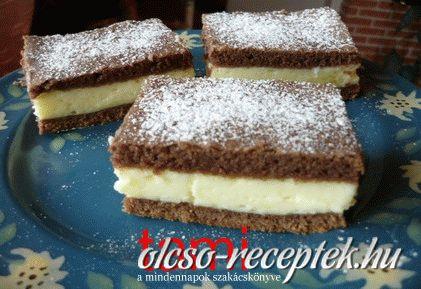 Tejfölös csodasüti | Receptneked.hu (olcso-receptek.hu)