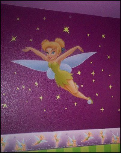 Image detail for -Decorating theme bedrooms - Maries Manor: fairy tinkerbell bedroom ...